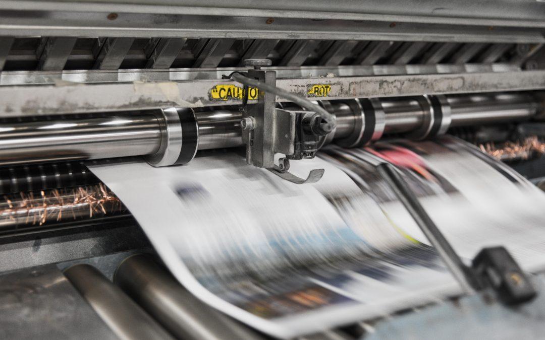 Adéquation formation-emploi : le cas de l'Industrie de l'imprimerie