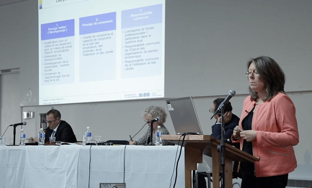 OCE - Colloque international sur la formation duale et alternée